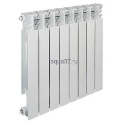 Радиатор алюминиевый Tenrad 500/80 10 секций
