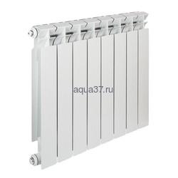 Радиатор биметаллический Tenrad 500/80 8 секций