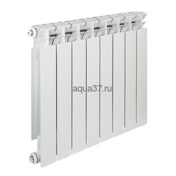 Радиатор биметаллический Tenrad 500/80 14 секций